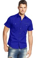 Guess Diego Shirt - Lyst