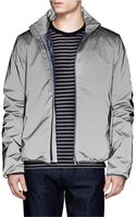 Scotch & Soda Reflective Polyester Jacket - Lyst