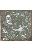 Jane Carr Square Scarf - Lyst