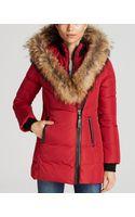 Mackage Adali Fur Trim Lavish Down - Lyst
