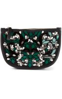 Marni Embellished Bum Bag - Lyst
