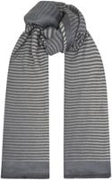 Armani Degrade Stripe Scarf - Lyst