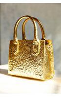 Flynn Rupert Metallic Crossbody Bag - Lyst