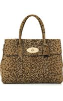 Mulberry Bayswater Leopard-print Bag - Lyst
