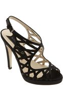 Boutique 9 Runaway Caged Sandal - Lyst