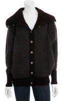 Rag & Bone Aden Poncho Neck Sweater - Lyst