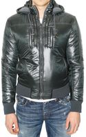 D&G Zip Collar Nylon Sport Jacket - Lyst