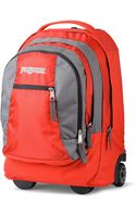 Jansport Driver 8 Wheeled Backpack - Lyst