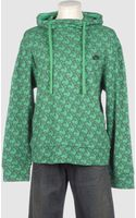 Nike Hooded Sweatshirt - Lyst