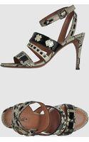Alaïa High-heeled Sandals - Lyst
