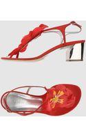 Casadei High-heeled Sandals - Lyst
