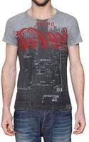 D&G Coca Cola Print Jersey T-shirt - Lyst