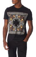 Givenchy Bandana Print T–shirt - Lyst