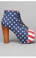Jeffrey Campbell The Lita Shoe in Stars and Stripes - Lyst