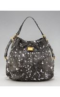 Marc By Marc Jacobs Hillier Hobo, Leopard Print - Lyst