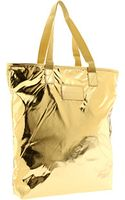 Marc By Marc Jacobs Metallic Packables Shopper Fa11 D3 - Lyst