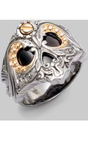 Stephen Webster Skull Ring - Lyst