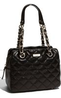 Kate Spade Gold Coast - Elizabeth Quilted Leather Shoulder Bag - Lyst