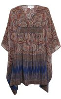 Paul & Joe Paisely Tunic - Lyst