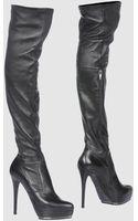 Le Silla High Heeled Boots - Lyst