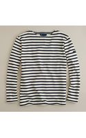 J.Crew Unisex Saint James® Meridien Ii Nautical Tee - Lyst