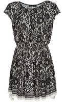 Dolce & Gabbana Shift Dress - Lyst