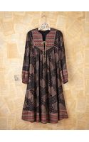 Free People Vintage Indian Boho Dress - Lyst
