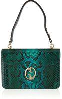 Gucci Python Bag - Lyst