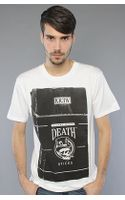 Kr3w The Deathsticks Premium Tee in White - Lyst