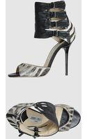 Jimmy Choo  High-heeled Sandals - Lyst