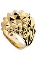 Stephen Webster Gold Superstud Muse Ring - Lyst