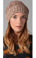 Marc By Marc Jacobs Nell Sweater Hat - Lyst