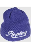 Replay Hats - Lyst