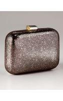 Kotur Margo Draped Maille Mini Box Clutch  - Lyst