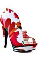 Michael Antonio Taft - Red Floral - Lyst