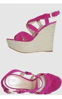Casadei  Wedges - Lyst