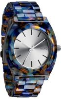 Nixon The Time Teller Watercolor Watch - Lyst