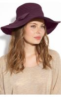 Tarnish Floppy Hat with Bow - Lyst
