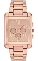 Michael by Michael Kors Michael Kors Slim Chronograph Bracelet Watch - Lyst