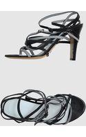 Maison Martin Margiela Highheeled Sandals - Lyst