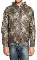Duvetica Camouflage Matt Nylon Alete Sport Jacket - Lyst