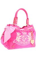 Juicy Couture Scottie Embroidery Daydreamer - Lyst