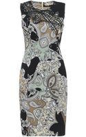 Etro Paisley Ottoman Dress - Lyst