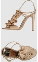 Gianvito Rossi High-Heeled Sandals - Lyst