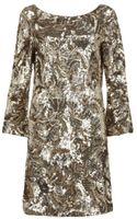 Marchesa Sequin Dress - Lyst