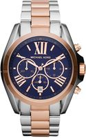 Michael Kors Mid-size Bradshaw Chronograph Watch - Lyst