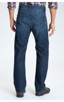 7 For All Mankind Austyn Straight Leg Jeans - Lyst