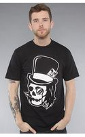Obey The Death To Bourgeois Basic Tee in Black - Lyst