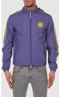 Armani Jeans Jackets - Lyst