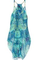 Matthew Williamson Embellished Silkmousseline Dress - Lyst